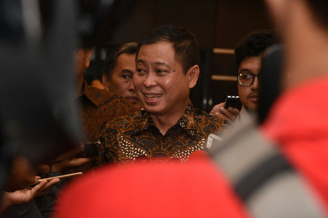 Menteri Jonan Laksanakan Transparansi Beneficial Ownership Bidang Pertambangan