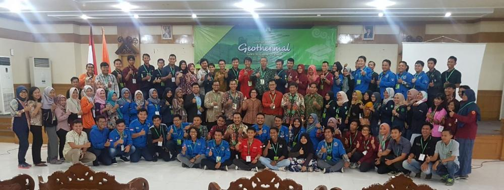 Geothermal Goes To Campus Kembali Hadir di Universitas Jambi