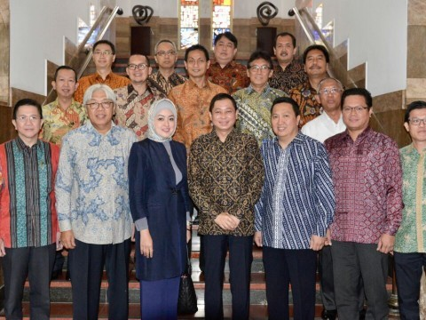 Minister of EMR and CEO of Mining Companies in Indonesia Meeting (14/07)