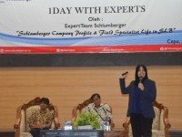 One Day With Experts Bersama Tim Experts Schlumberger