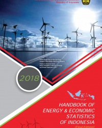 Handbook of Energy and Economic Statistics of Indonesia 2018 (Final Edition)